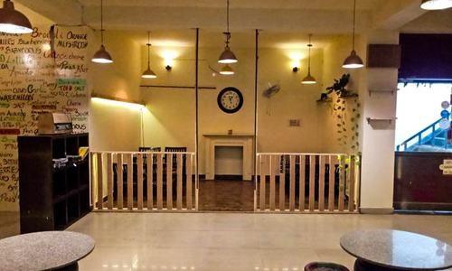 Mr. Jabs Cafe Gopalpura bypass Jaipur
