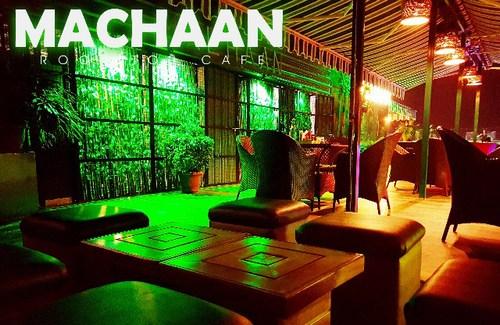 Machaan Cafe Gopalpura bypass Jaipur