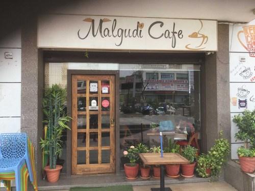 Malgudi Café Gopalpura bypass Jaipur