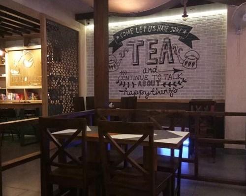 Tea Connect Cafe Gopalpura Jaipur