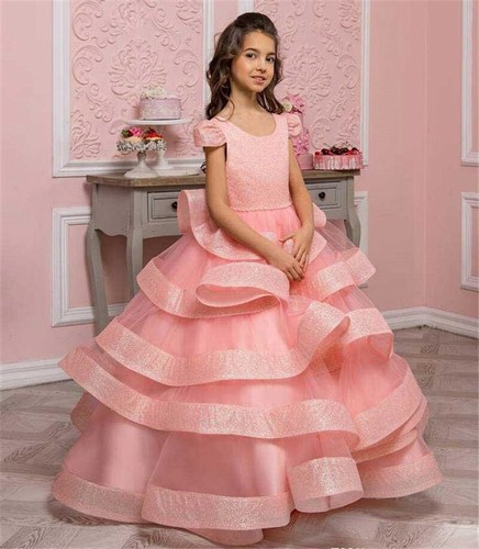 Jaipur dress for kids, Party Dresses