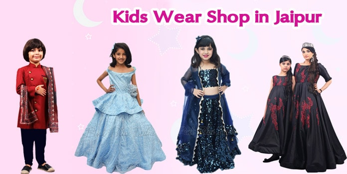 Good Place to Shop for Kids Wear in Jaipur